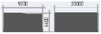 Ангар (профиль А) 9.2х20х4.4